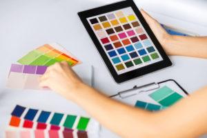 bien choisir la couleur de son sticker les couleurs tendances beestick. Black Bedroom Furniture Sets. Home Design Ideas